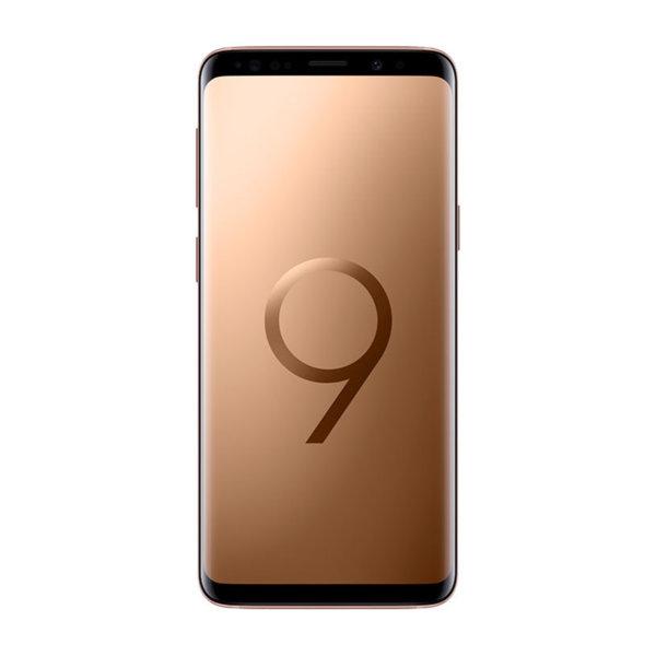 Мобилен телефон Samsung SM-G960F GALAXY S9 DS GOLD